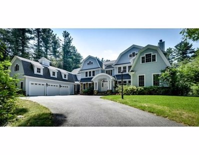 15 Indian Hill Rd, Weston, MA 02493 - #: 72405052