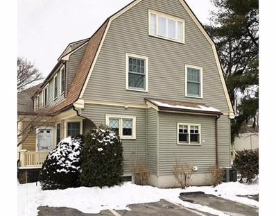 5 Wiswall Circle UNIT 5, Wellesley, MA 02482 - #: 72405356