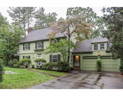 9 Montvale Road, Weston, MA 02493 - #: 72405457