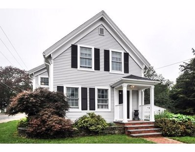 39 Alden St, Plymouth, MA 02360 - #: 72405459