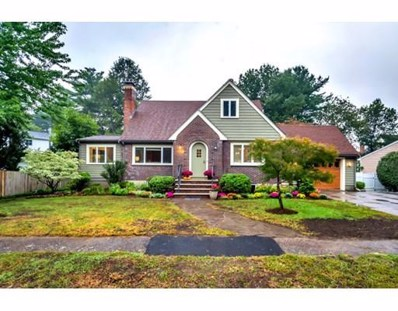 88 Fairfield Street, Needham, MA 02492 - #: 72405463