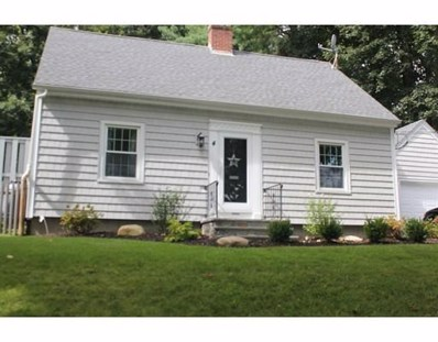 4 Winter Hill Dr, Worcester, MA 01605 - #: 72405575