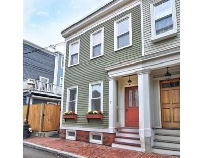 7 Ludlow St., Boston, MA 02129 - #: 72405605