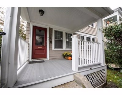 159 Forest Hills UNIT 2, Boston, MA 02130 - #: 72405655
