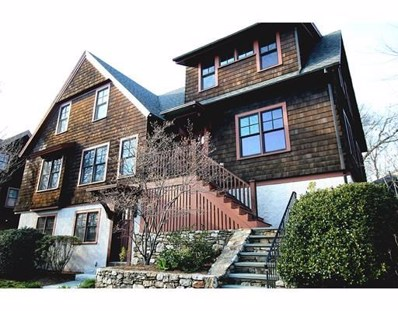 18 Sigourney UNIT 18, Boston, MA 02130 - #: 72405676