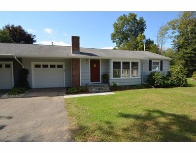662 Amherst  Rd. UNIT 2, Granby, MA 01033 - #: 72405932