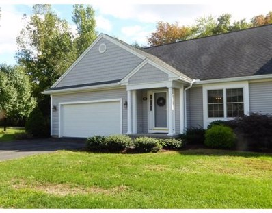 57 Shadowbrook UNIT 57, South Hadley, MA 01075 - #: 72406333