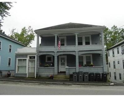 154-156 West Street, Gardner, MA 01440 - #: 72406504