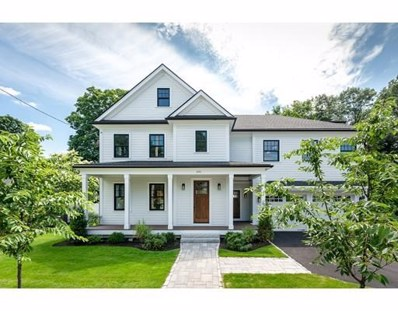 291 Woodland  Road, Newton, MA 02466 - #: 72406560