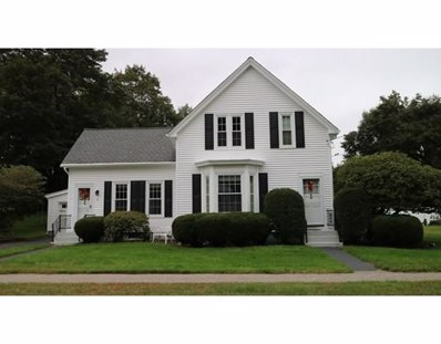 7 Pleasant St, Brookfield, MA 01506 - #: 72406582