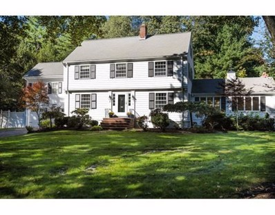 1 Chatham Circle, Wellesley, MA 02481 - #: 72406598