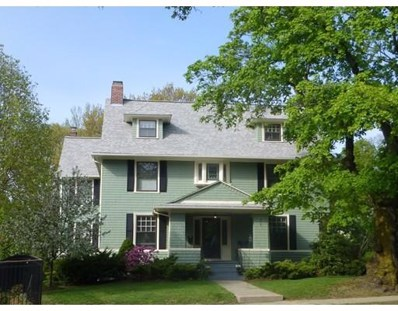 915 Pleasant Street, Worcester, MA 01602 - #: 72406647