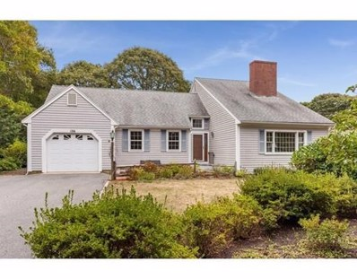 106 N. Bournes Pond Road, Falmouth, MA 02536 - #: 72406802