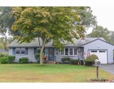 5 Denise Dr, Westfield, MA 01085 - #: 72407813