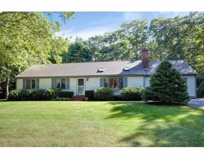 2 Checkerberry Ln, Sandwich, MA 02644 - #: 72407865