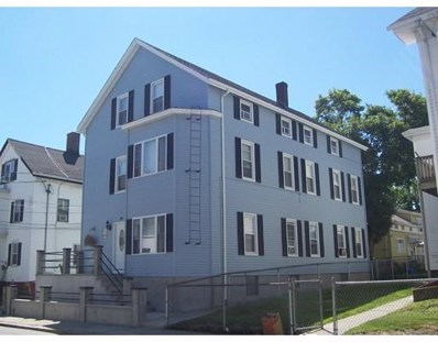 19 Lyon Street, Fall River, MA 02721 - #: 72407869