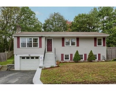 30 Tanager Dr, Shrewsbury, MA 01545 - #: 72408061