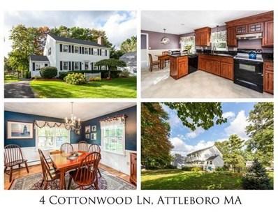 4 Cottonwood Ln, Attleboro, MA 02703 - #: 72408695