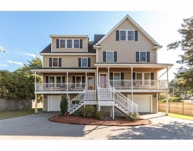 128 Franklin Street UNIT 128, Reading, MA 01867 - #: 72409102