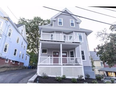 116 Porter St UNIT 1, Somerville, MA 02143 - #: 72409168