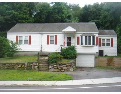243 Sutton Street, Northbridge, MA 01534 - #: 72409345