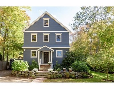 18 Hamblen St, Lexington, MA 02421 - #: 72409498