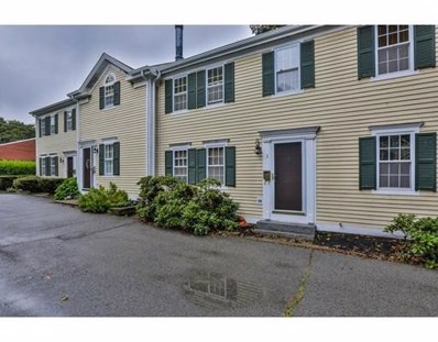 2 Greenleaf UNIT 3, Newburyport, MA 01950 - #: 72409612