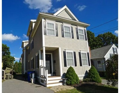 26 Harris UNIT A, Belmont, MA 02478 - #: 72409973