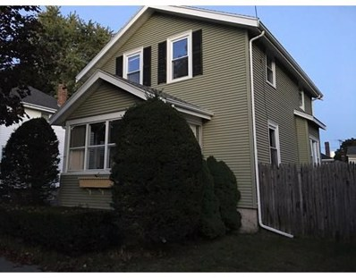 36 White Street, Quincy, MA 02169 - #: 72410307