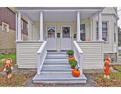 23-25 Saunders St, North Andover, MA 01845 - #: 72410718