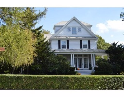 34 Avon Way, Quincy, MA 02169 - #: 72410735