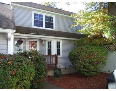 189 Winding Pond Rd. UNIT 189, Londonderry, NH 03053 - #: 72411161