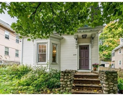 20 Gardenside St, Boston, MA 02131 - #: 72411490