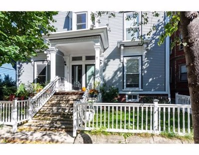 7 Florence UNIT 6, Cambridge, MA 02139 - #: 72411600