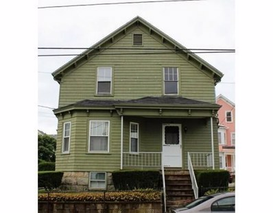 465 Coggeshall St, Fall River, MA 02721 - #: 72411664