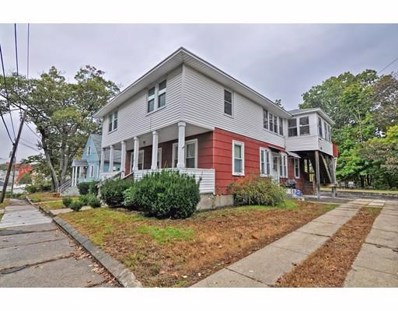 12 Lincoln Terrace, Leominster, MA 01453 - #: 72411753