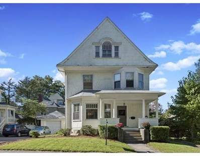 21 Fairview St, Newton, MA 02458 - #: 72411950