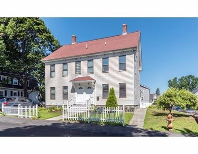 24 Cleveland Street UNIT 24, North Andover, MA 01845 - #: 72412052