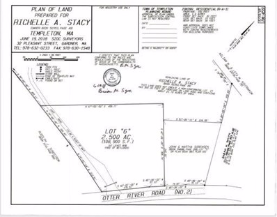 Lot 6 Otter River Rd., Templeton, MA 01468 - #: 72412078