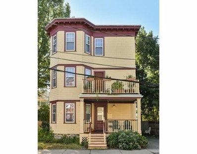 6 Blanvon Road UNIT 1, Boston, MA 02130 - #: 72412224