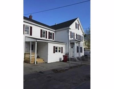 811 Central St, Lowell, MA 01852 - #: 72412486