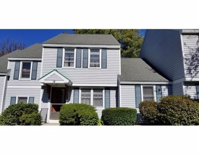 14 Victoria Heights UNIT 14, Boston, MA 02136 - #: 72412592