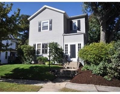 11 Holton Street, Medford, MA 02155 - #: 72412625
