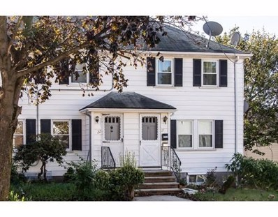 22 Perkins Ave, Malden, MA 02148 - #: 72412710