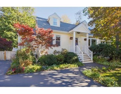 52 Grassland Street, Lexington, MA 02421 - #: 72412839