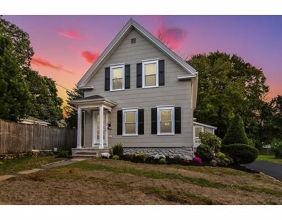 35 George Street, Whitman, MA 02382 - #: 72412929