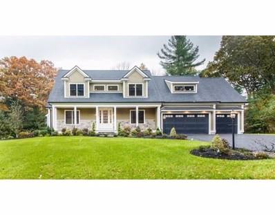 40 Sherburn Circle, Weston, MA 02493 - #: 72413034