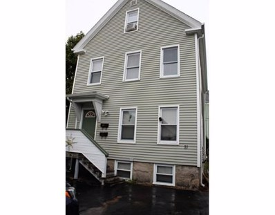 71 Fruit St, New Bedford, MA 02740 - #: 72413719