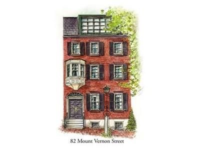 82 Mount Vernon Street UNIT 1, Boston, MA 02108 - #: 72413928