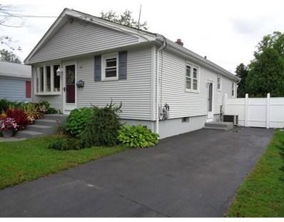 56 Alexander St, North Providence, RI 02904 - #: 72414135
